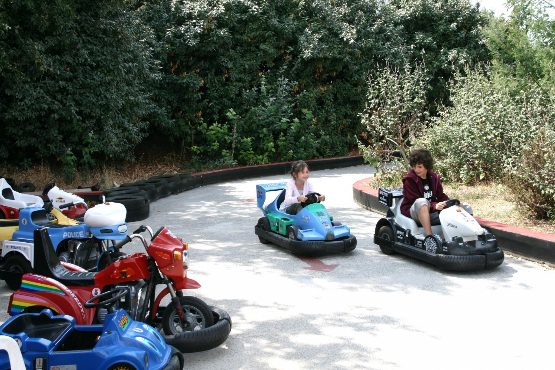 mini karting enfants